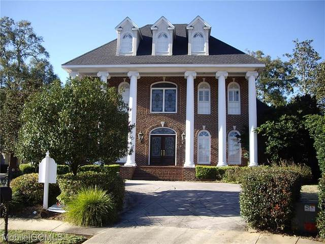 4012 Mcgregor Oaks, Mobile, AL 36608 (MLS #635896) :: Berkshire Hathaway HomeServices - Cooper & Co. Inc., REALTORS®