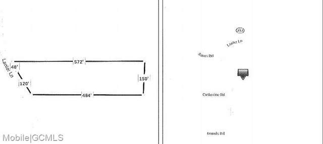 0 Lanier Lane #51, Chunchula, AL 36521 (MLS #636229) :: Berkshire Hathaway HomeServices - Cooper & Co. Inc., REALTORS®
