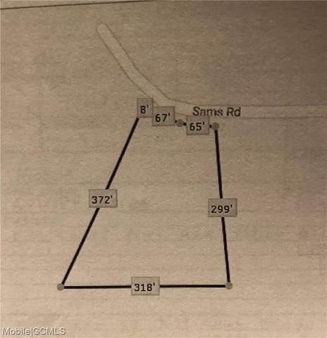 0 Sams Road #19, Chunchula, AL 36521 (MLS #636232) :: Berkshire Hathaway HomeServices - Cooper & Co. Inc., REALTORS®