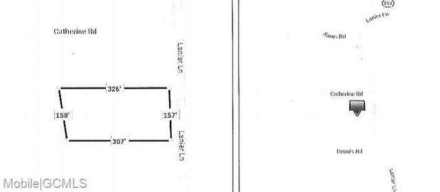 0 Lanier Lane #31, Chunchula, AL 36521 (MLS #636238) :: Berkshire Hathaway HomeServices - Cooper & Co. Inc., REALTORS®