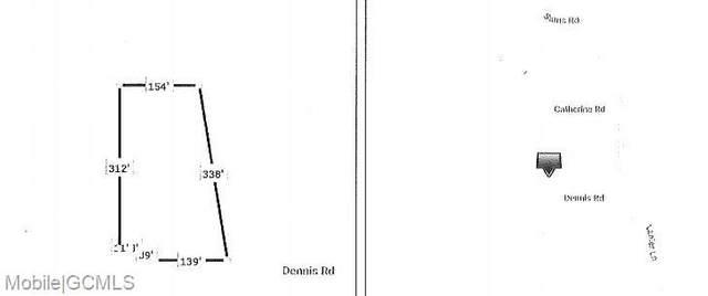 0 Dennis Road #35, Chunchula, AL 36521 (MLS #636239) :: Berkshire Hathaway HomeServices - Cooper & Co. Inc., REALTORS®