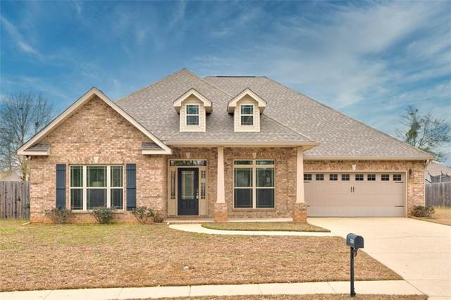 2231 Wintergreen Drive, Semmes, AL 36575 (MLS #636414) :: Berkshire Hathaway HomeServices - Cooper & Co. Inc., REALTORS®