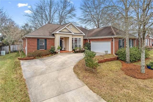 8848 Aiken Way, Mobile, AL 36695 (MLS #636491) :: Berkshire Hathaway HomeServices - Cooper & Co. Inc., REALTORS®