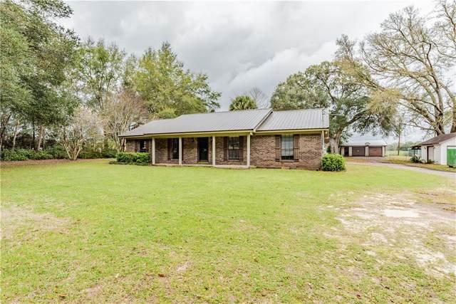 9060 Vick Lane, Semmes, AL 36575 (MLS #636601) :: Berkshire Hathaway HomeServices - Cooper & Co. Inc., REALTORS®