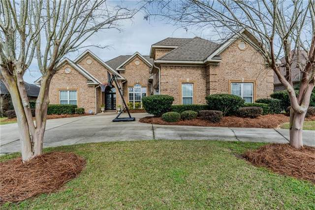 9760 Richmond Drive N, Mobile, AL 36695 (MLS #636663) :: Berkshire Hathaway HomeServices - Cooper & Co. Inc., REALTORS®