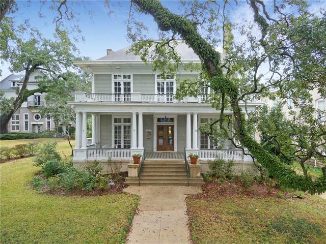 1108 Government Street, Mobile, AL 36604 (MLS #636674) :: JWRE Powered by JPAR Coast & County