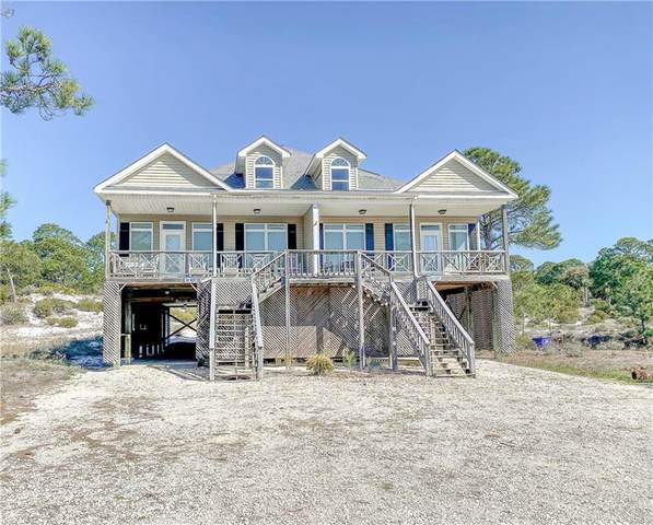 330 Audubon Place 16-A, Dauphin Island, AL 36528 (MLS #636958) :: JWRE Powered by JPAR Coast & County