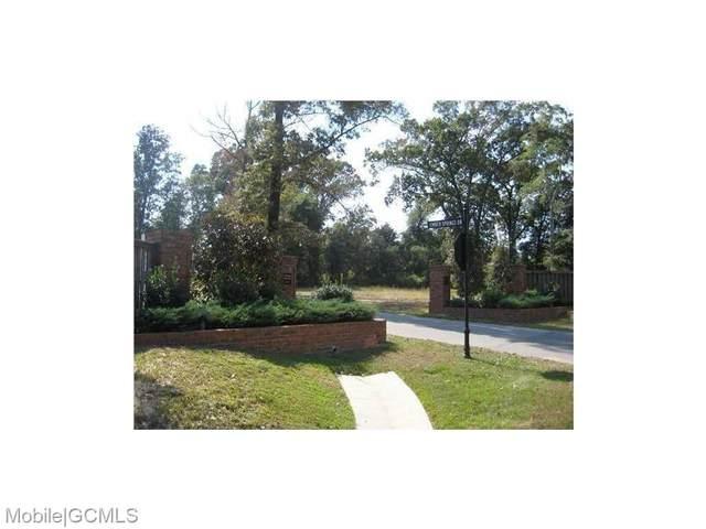 0 Timber Springs Drive #18, Wilmer, AL 36587 (MLS #636960) :: Mobile Bay Realty