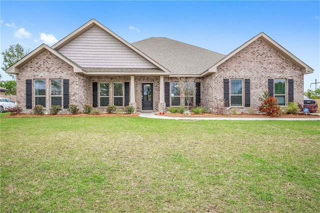 7790 Heritage Lane, Saraland, AL 36571 (MLS #637759) :: JWRE Powered by JPAR Coast & County