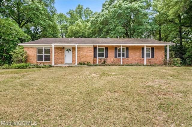 4709 Rawleigh Drive, Mobile, AL 36608 (MLS #638145) :: Berkshire Hathaway HomeServices - Cooper & Co. Inc., REALTORS®