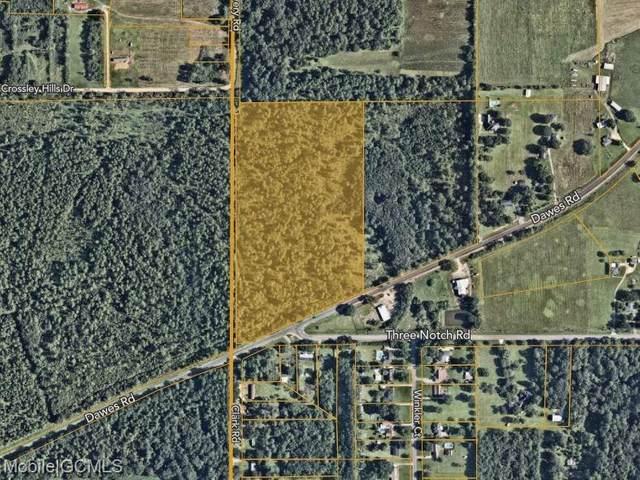 0 Dawes Road, Theodore, AL 36582 (MLS #638278) :: Berkshire Hathaway HomeServices - Cooper & Co. Inc., REALTORS®