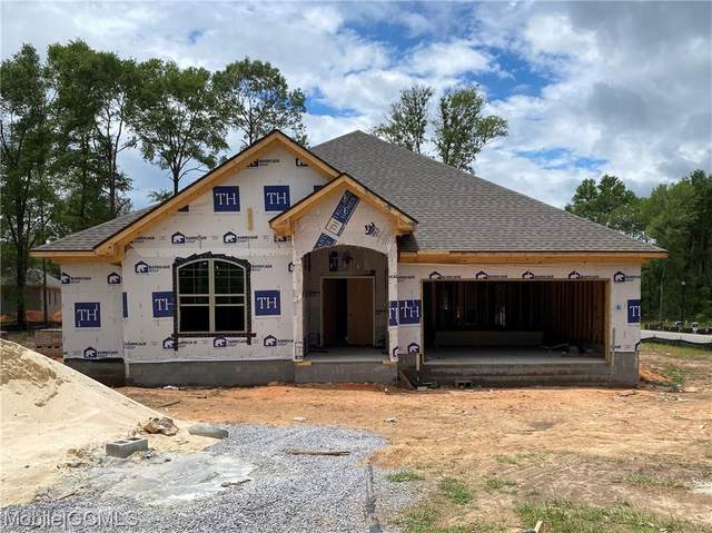 12631 Squirrel Drive, Spanish Fort, AL 36527 (MLS #638841) :: Berkshire Hathaway HomeServices - Cooper & Co. Inc., REALTORS®