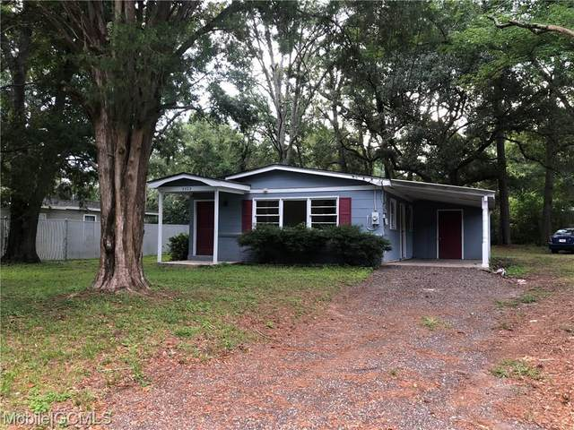 3353 Mildred Street W, Mobile, AL 36605 (MLS #639269) :: Mobile Bay Realty