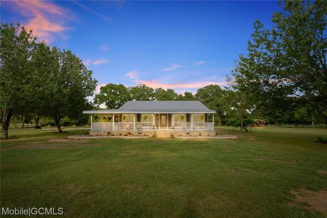 2651 Newman Road, Mobile, AL 36695 (MLS #639761) :: JWRE Powered by JPAR Coast & County