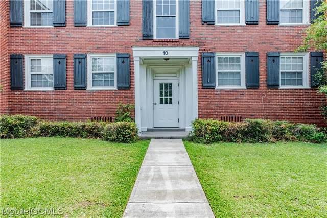 204 Summerville Court 62B, Mobile, AL 36607 (MLS #639871) :: Berkshire Hathaway HomeServices - Cooper & Co. Inc., REALTORS®