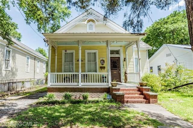 1016 Old Shell Road, Mobile, AL 36604 (MLS #639875) :: Berkshire Hathaway HomeServices - Cooper & Co. Inc., REALTORS®