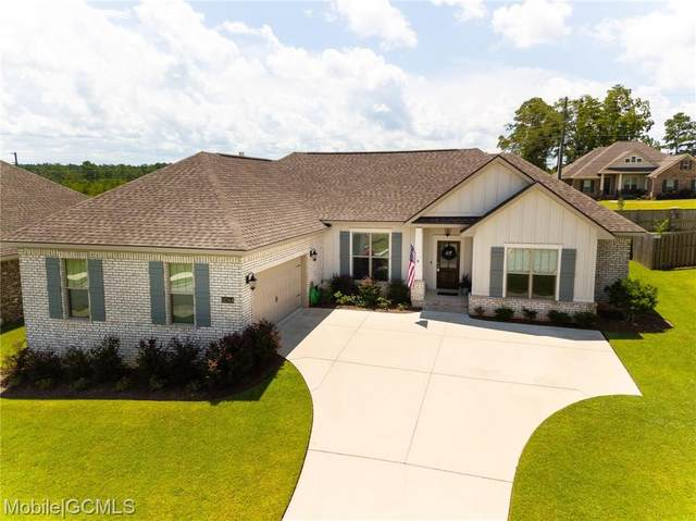 12344 Lone Eagle Drive, Spanish Fort, AL 36527 (MLS #641294) :: Mobile Bay Realty