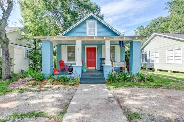 2156 Old Government Street, Mobile, AL 36606 (MLS #641547) :: JWRE Powered by JPAR Coast & County