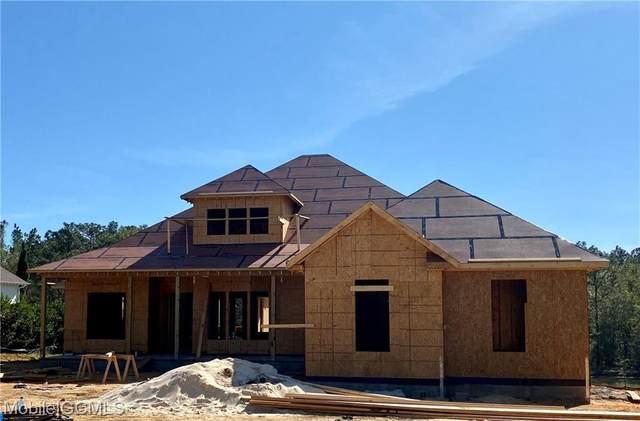 527 Falling Water Boulevard, Fairhope, AL 36532 (MLS #642021) :: Berkshire Hathaway HomeServices - Cooper & Co. Inc., REALTORS®