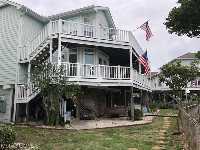 528 Lemoyne Drive B-1, Dauphin Island, AL 36528 (MLS #642048) :: JWRE Powered by JPAR Coast & County
