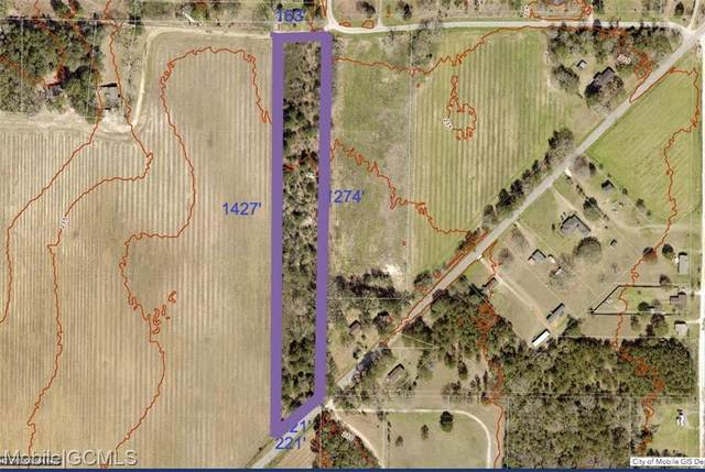 0 Natchez Highway, Wilmer, AL 36587 (MLS #643061) :: Berkshire Hathaway HomeServices - Cooper & Co. Inc., REALTORS®