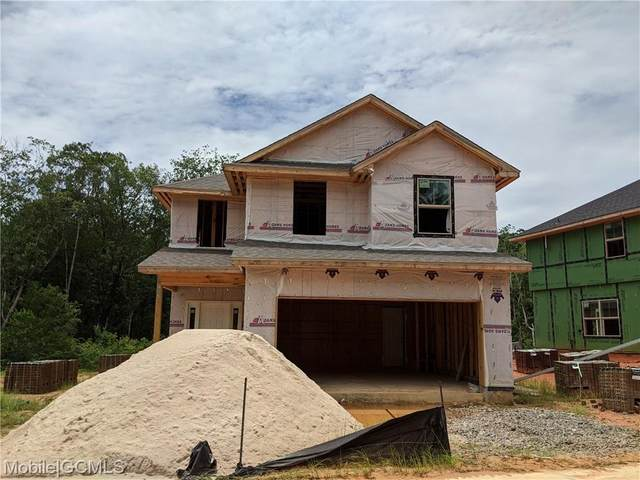 6551 Addison Woods Drive, Mobile, AL 36693 (MLS #643794) :: Elite Real Estate Solutions