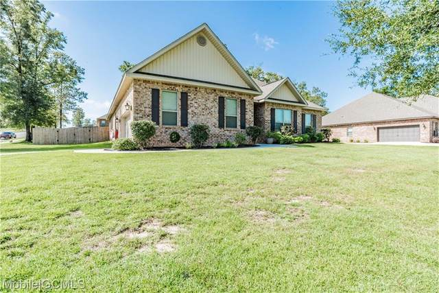 3285 Abbey Drive, Saraland, AL 36571 (MLS #644510) :: JWRE Powered by JPAR Coast & County