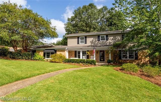 4812 Pine Court, Mobile, AL 36608 (MLS #644609) :: Berkshire Hathaway HomeServices - Cooper & Co. Inc., REALTORS®
