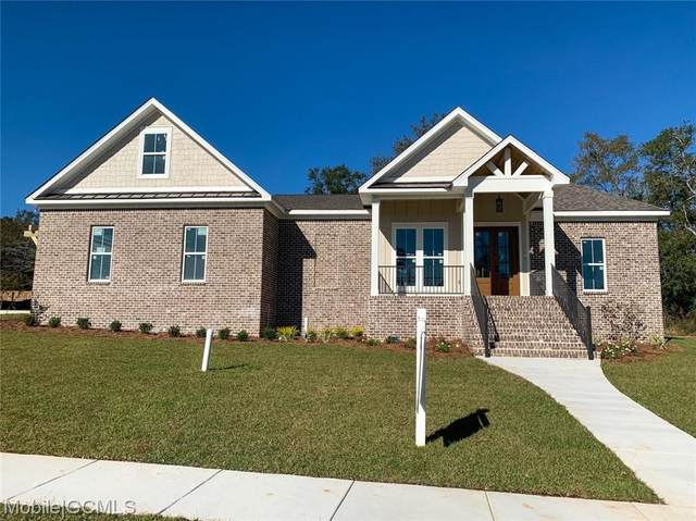 3690 Rosewood Lane E, Saraland, AL 36571 (MLS #644857) :: Mobile Bay Realty