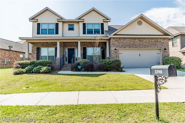 3398 Bristlecone Drive, Mobile, AL 36693 (MLS #645042) :: Berkshire Hathaway HomeServices - Cooper & Co. Inc., REALTORS®