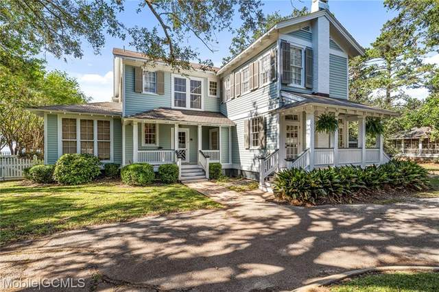 17401 Scenic Highway 98, Fairhope, AL 36532 (MLS #645565) :: JWRE Powered by JPAR Coast & County