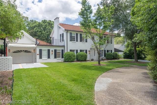 56 Hillwood Road, Mobile, AL 36608 (MLS #646644) :: Berkshire Hathaway HomeServices - Cooper & Co. Inc., REALTORS®