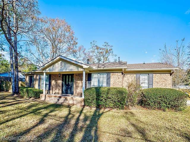 3760 Leblanc Drive, Theodore, AL 36582 (MLS #647689) :: Berkshire Hathaway HomeServices - Cooper & Co. Inc., REALTORS®