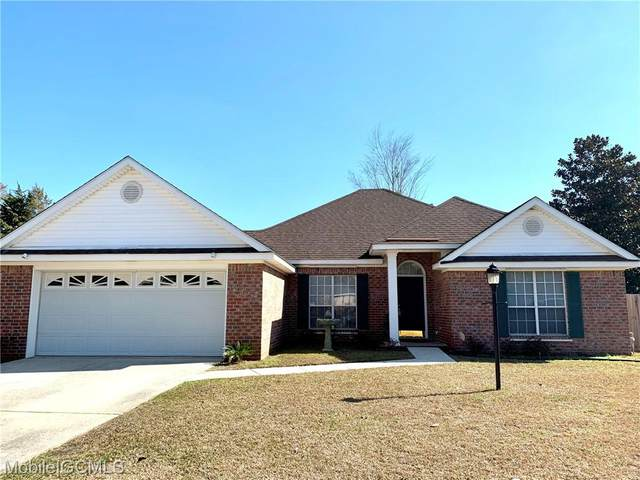 2261 Vulcan Court, Mobile, AL 36695 (MLS #647744) :: Berkshire Hathaway HomeServices - Cooper & Co. Inc., REALTORS®