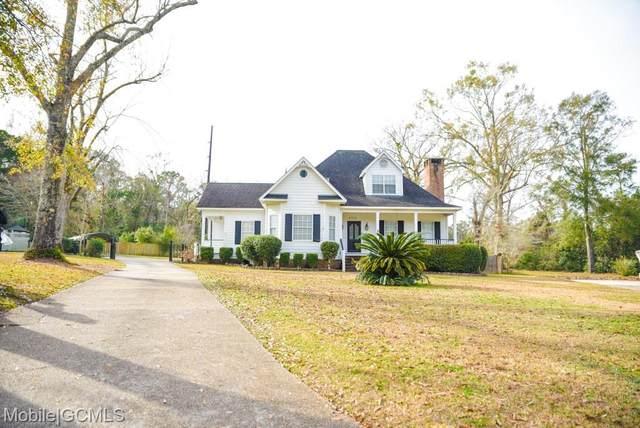 5713 Foxfire Lane, Mobile, AL 36618 (MLS #647774) :: Berkshire Hathaway HomeServices - Cooper & Co. Inc., REALTORS®