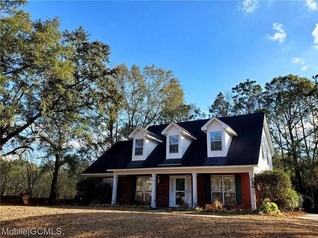 2141 Carrington Drive, Mobile, AL 36695 (MLS #648040) :: Berkshire Hathaway HomeServices - Cooper & Co. Inc., REALTORS®