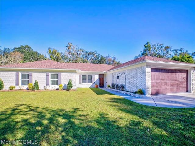 3758 Claridge Road N, Mobile, AL 36608 (MLS #648163) :: Berkshire Hathaway HomeServices - Cooper & Co. Inc., REALTORS®