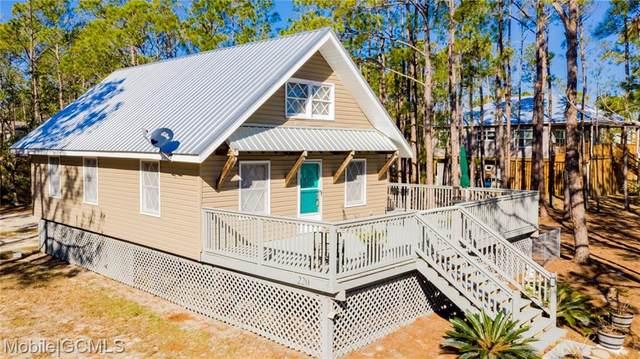 220 Chenault Avenue #9, Dauphin Island, AL 36528 (MLS #648399) :: Berkshire Hathaway HomeServices - Cooper & Co. Inc., REALTORS®