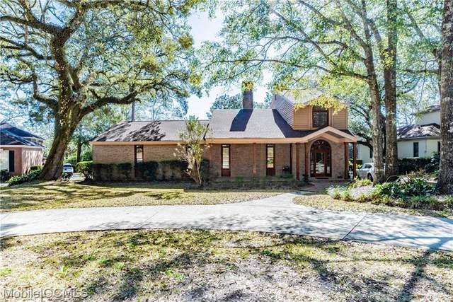 4005 Sedgewick Court, Mobile, AL 36693 (MLS #648655) :: Berkshire Hathaway HomeServices - Cooper & Co. Inc., REALTORS®