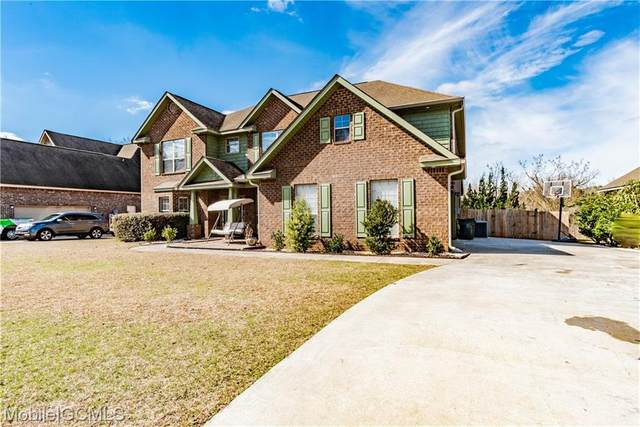 31169 Buckingham Boulevard, Spanish Fort, AL 36527 (MLS #648960) :: JWRE Powered by JPAR Coast & County