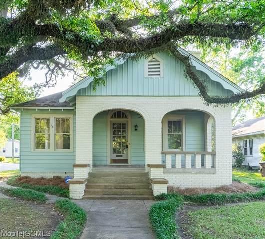 70 Crenshaw Street, Mobile, AL 36606 (MLS #649509) :: Mobile Bay Realty