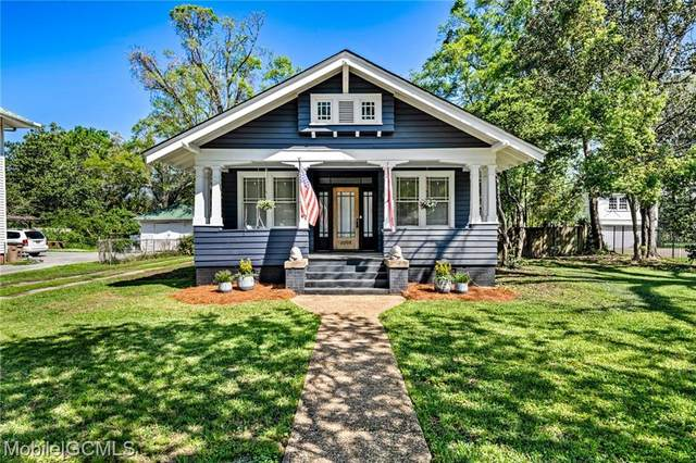2008 Dauphin Street, Mobile, AL 36606 (MLS #650385) :: Berkshire Hathaway HomeServices - Cooper & Co. Inc., REALTORS®