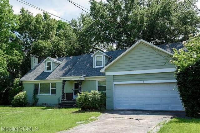 207 Glenwood Street, Mobile, AL 36606 (MLS #650717) :: JWRE Powered by JPAR Coast & County