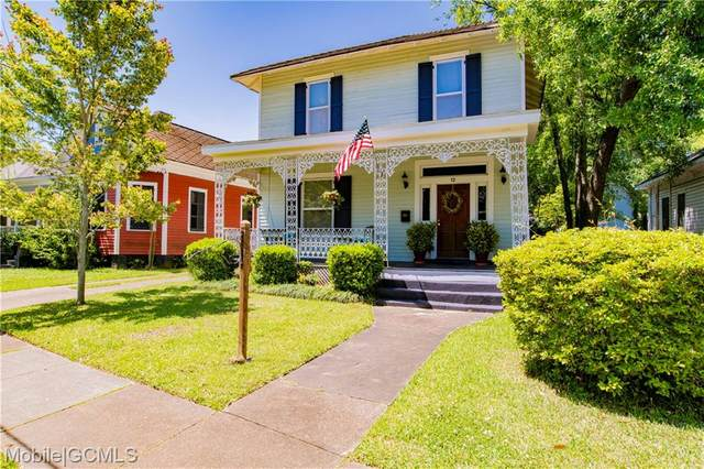 12 Reed Avenue S, Mobile, AL 36604 (MLS #651006) :: Berkshire Hathaway HomeServices - Cooper & Co. Inc., REALTORS®