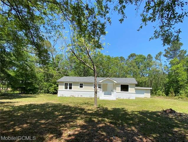 1864 Staples Road, Mobile, AL 36605 (MLS #651372) :: Mobile Bay Realty