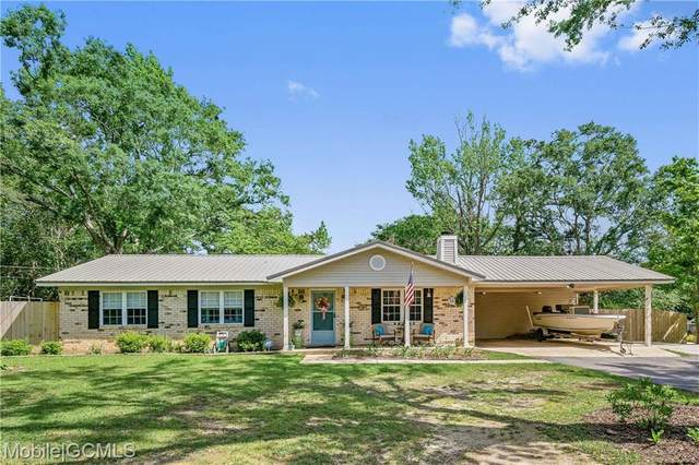 5900 Couton Drive, Mobile, AL 36693 (MLS #651411) :: Berkshire Hathaway HomeServices - Cooper & Co. Inc., REALTORS®