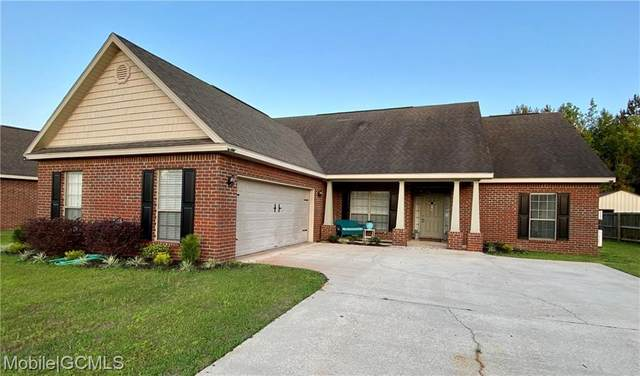 8412 Willow Trace Loop W, Wilmer, AL 36587 (MLS #651724) :: Mobile Bay Realty