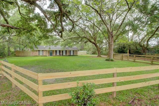 9363 Bellingrath Road, Theodore, AL 36582 (MLS #651860) :: Berkshire Hathaway HomeServices - Cooper & Co. Inc., REALTORS®