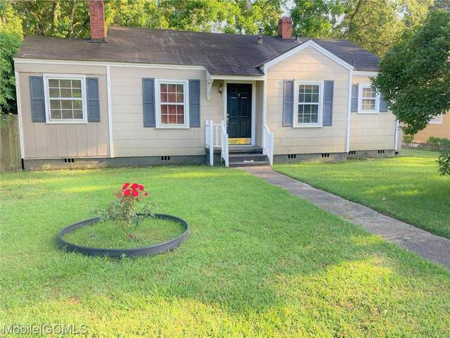 2653 Foreman Circle, Mobile, AL 36606 (MLS #651886) :: Elite Real Estate Solutions