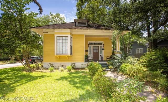 66 Houston Street, Mobile, AL 36606 (MLS #652217) :: Mobile Bay Realty